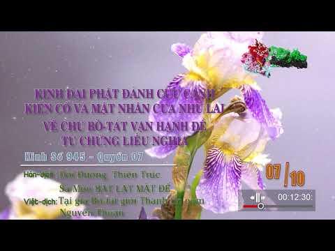 Kính Thủ Lăng Nghiêm 7/10 .:: Nguyên Thuận dịch ::.