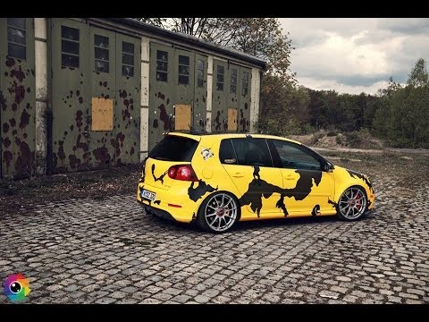 Yellow Camouflage Mkv R32 File404 Youtube