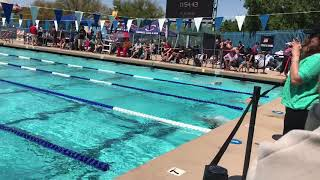 Jenna Swim Meet April 14 2018 A