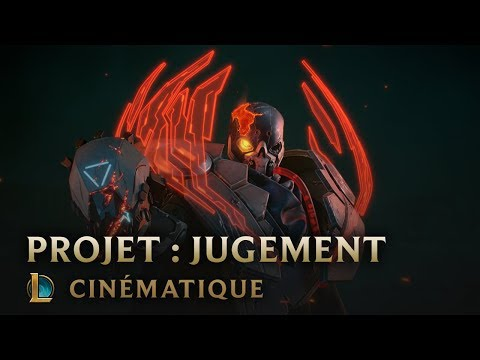 Les Parias | Cinématique PROJET: JUGEMENT - League Of Legends