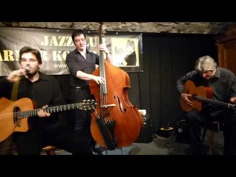 Joscho Stephan - SWEET GEORGIA BROWN & MINOR SWING (live @ JAK)