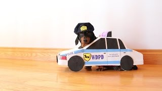 Dachshund Cops & Robbers Compilation!