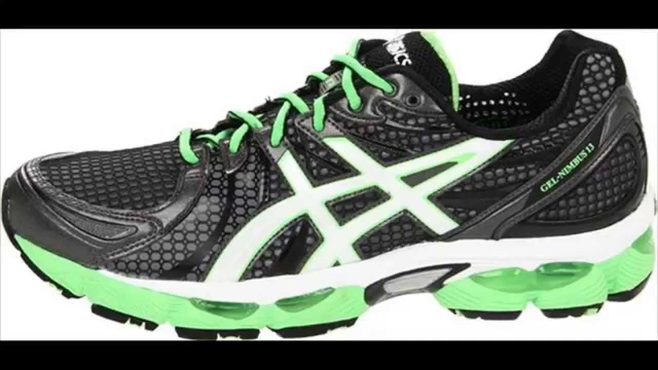 asics gel nimbus 13 running shoes mens