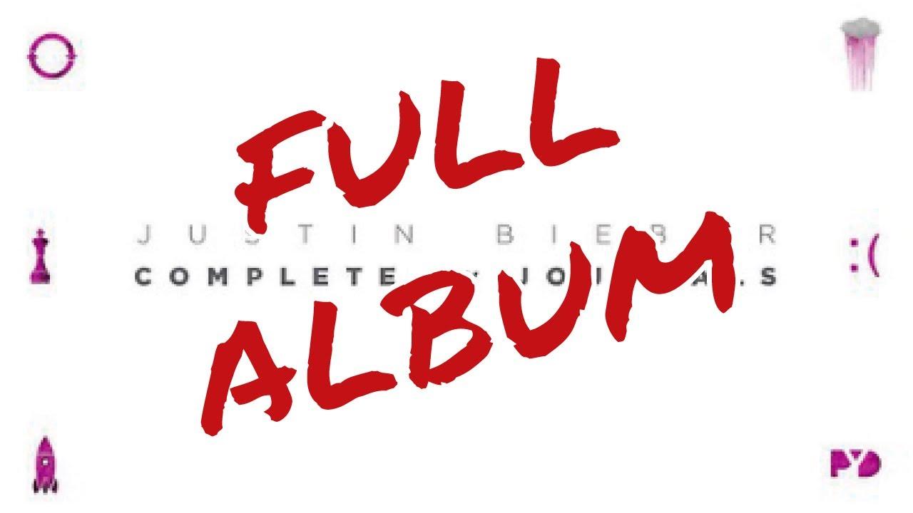 justin bieber journals download full album