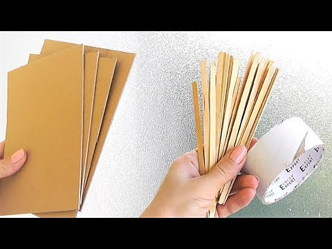 Как сделать тележку из бумаги 4 класс