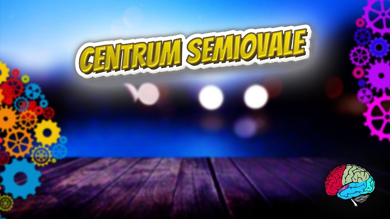 Centrum Semiovale Know It All Youtube