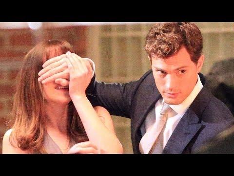 "Fifty Shades of Grey ""Tasteful & Artistic"" Movie Details"