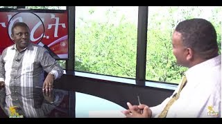 ESAT Tikuret Ermias with Ato Girma Seyifu Thu 19 July  2018