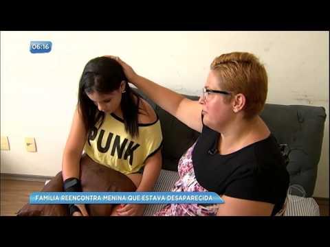 Adolescente desaparecida em shopping é encontrada após reportagem da Record TV