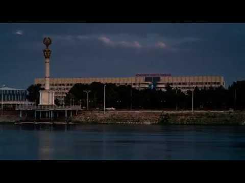 Timelapse Fragment 17: Syr Darya in Khujand 4k no sound