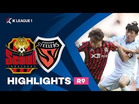 Seoul Pohang Goals And Highlights