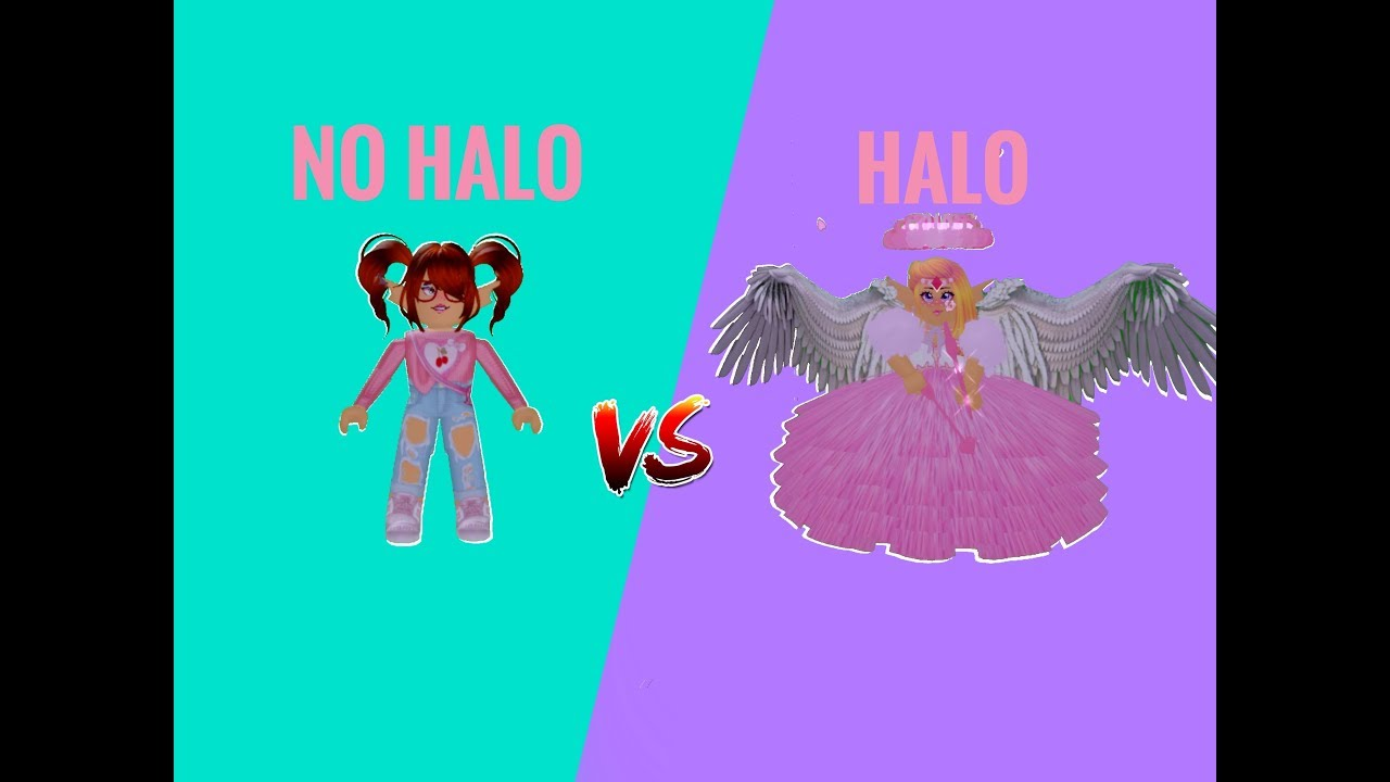 Are Halos Worth It Royale High Youtube
