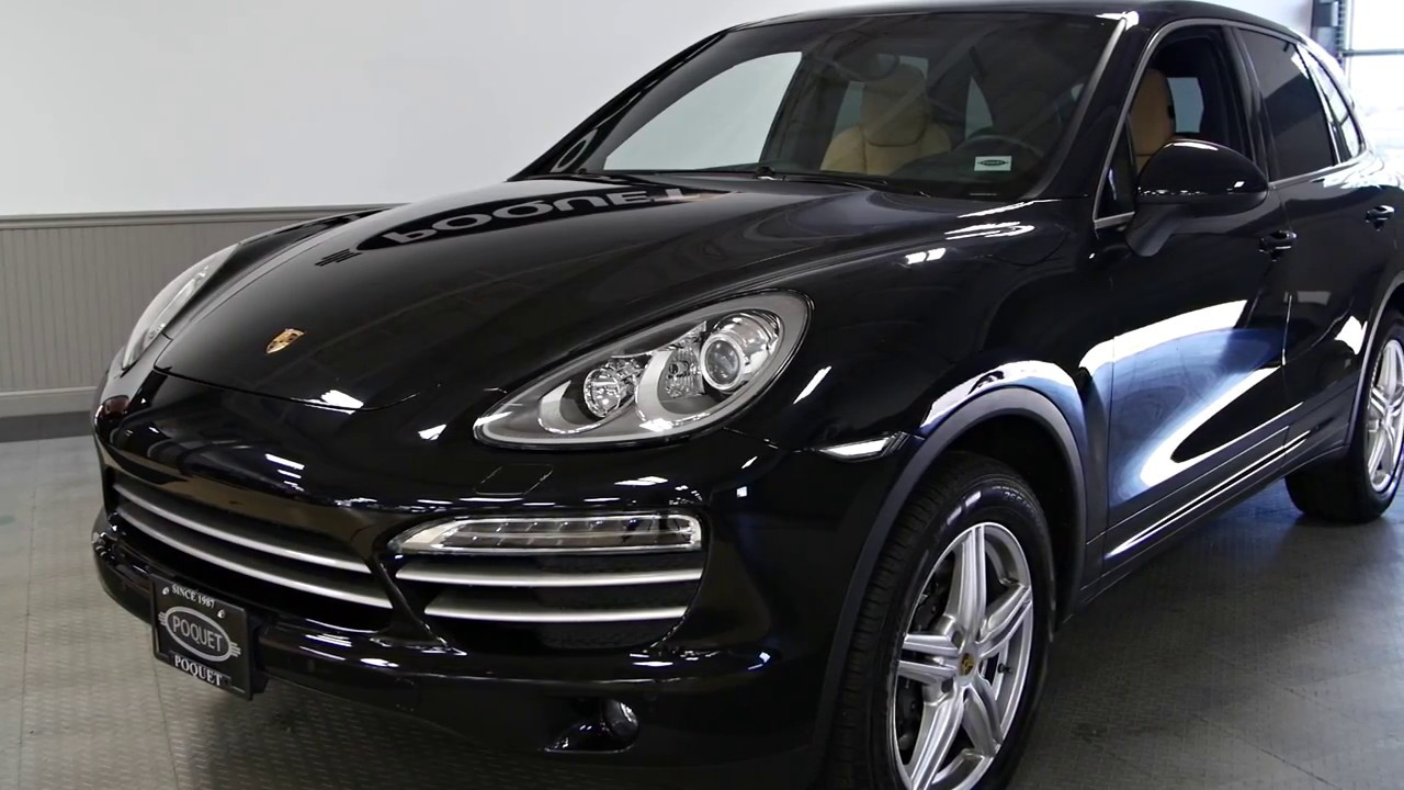 colin 39 s car of the week 2014 porsche cayenne platinum edition youtube. Black Bedroom Furniture Sets. Home Design Ideas