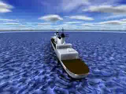 3D model - Type 22 Frigate