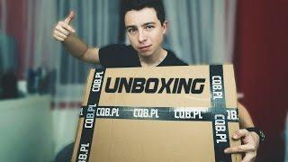 Unboxing i zapowiedź serii filmów z CQB.pl