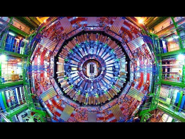 CERN Large Hardon Collider Just Got 10 Times More Powerful