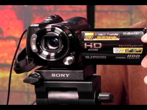 Sony HDR-SR12 Handycam Overview - Connected Life