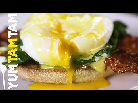 Eggs Benedict meets Eggs Florentine // Gaumenkino #10 // #yumtamtam