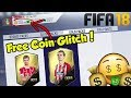 OMG 100% (WORKING UNLIMITED COIN GLITCH) ON FIFA 18🤑🤑🤑