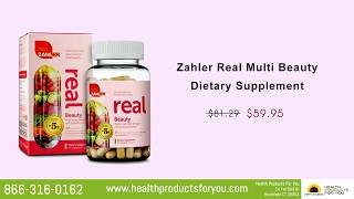 Where to buy Zahler Real Multi Beauty Dietary Supplement?