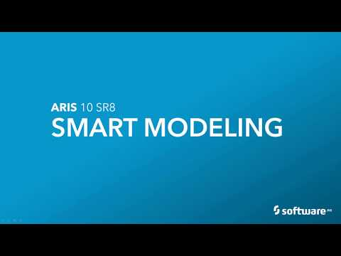 ARIS 10 SR8: Smart table-based Modeling