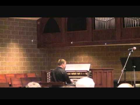 """Alan Hovhaness """"Dawn Hymn"""" for solo organ"""