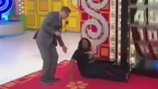 'Price is Right' fails