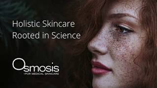 Introducing Osmosis Skincare: With Dr. Ben Johnson