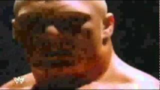 Brock Lesnar Last  WWE Titantron 2003-2004 Theme Song Full with Download Link!