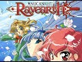 Magic Knight Rayearth Opening (Opening Song is From The Sega Saturn US version)