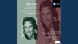 Der Zigeunerbaron (2001 Digital Remaster) , Act I: Als flotter Geist... Ja! Ja, das Alles auf...