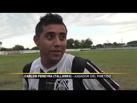 Federal C: Talleres se llevo el clásico Quimilense y goleo 4 a 0 a Juventud Unida