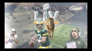 """Green Bay Packers 2020 Season Hype Trailer - Aaron Rodgers - """"The Lion"""""""