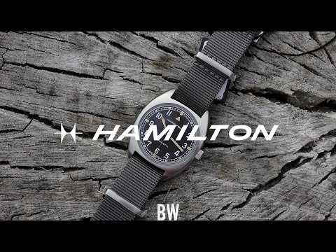 Hamilton Khaki Pilot Pioneer Mechanical Review