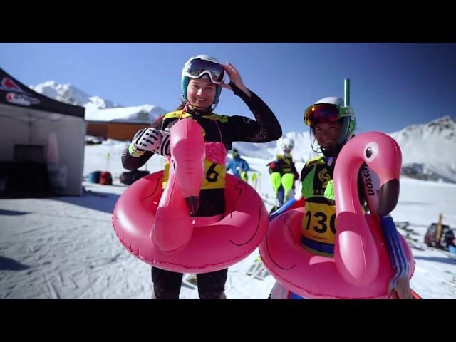 Résumé flash Super Slalom 2019