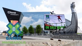 The Moment Before the Moment | X Games Minneapolis 2017