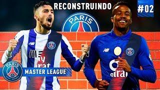 Baixar RECONSTRUINDO O PSG !!! - MASTER LEAGUE #02 | PES 2019