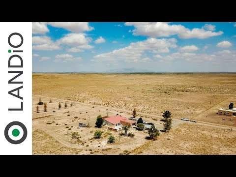 SOLD by LANDiO : 5 Acre Homesite in New Mexico with Road Frontage & Electricity next to Newer Homes