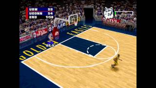 UCONN vs SMU (NCAA March Madness 99)