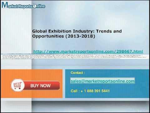 MRO: 2018 Global Exhibition Market Analysis