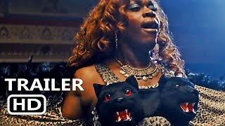 WALK LIKE A PANTHER Official Trailer (2018) Comedy Movie