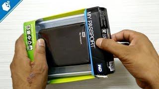 WD MyPassport HDD Case USB 3.0