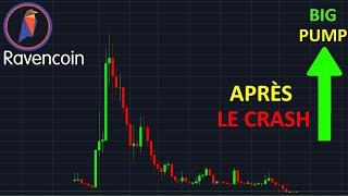 RAVENCOIN GROSSE HAUSSE APRÈS LE CRASH!? rvn analyse technique crypto monnaie bitcoin