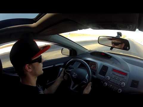 K20 Civic Si vs H22 Prelude