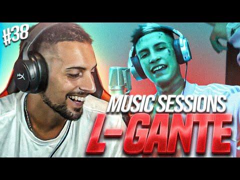 REACCIÓN a L-Gante || BZRP Music Sessions #38 🔥