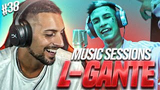 REACCIÓN a L-Gante || BZRP Music Sessions #38 🔥