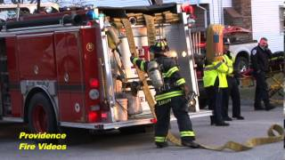 Man Saves Family From Milford, Ma Fire
