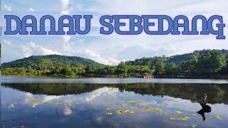 Nikmati Pesona Wisata Alam Danau Sebedang,Sambas,Kalimantan Barat