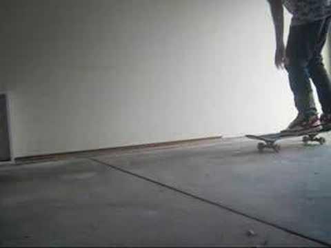 Troy McAllister Skateboarding
