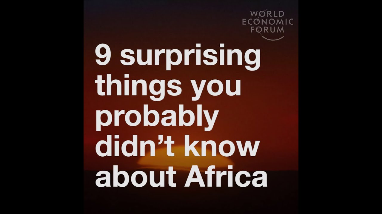 Facts about Africa - YouTube